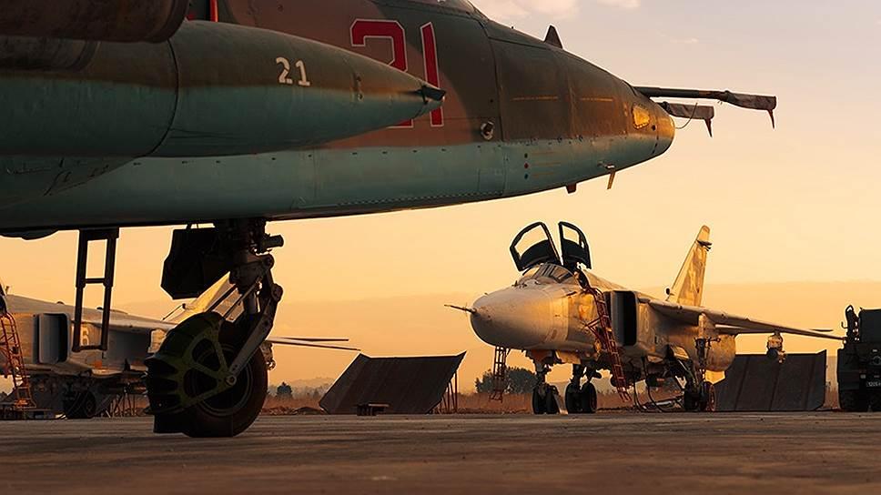 ВВС Турции переведены в режим повышенной боевой готовности