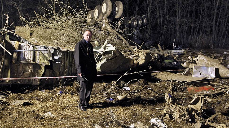 Как бывшее правительство Польши ответит за Леха Качиньского