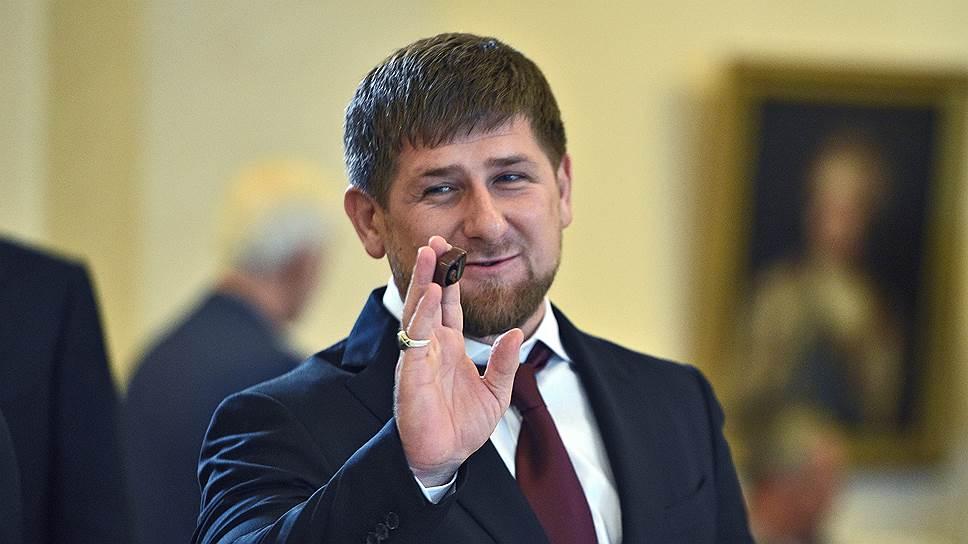 Как Рамзан Кадыров вспомнил о выборах главы Чечни