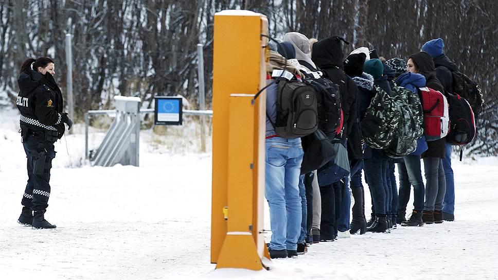 Мигрантов готовят к высылке из Норвегии