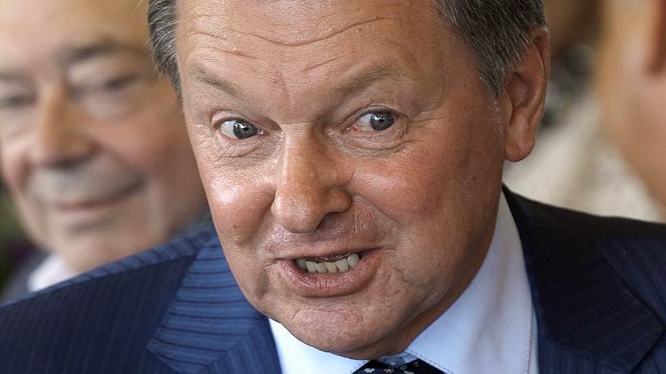 Полномочный представитель президента России в Крымском федеральном округе (КФО) Олег Белавенцев