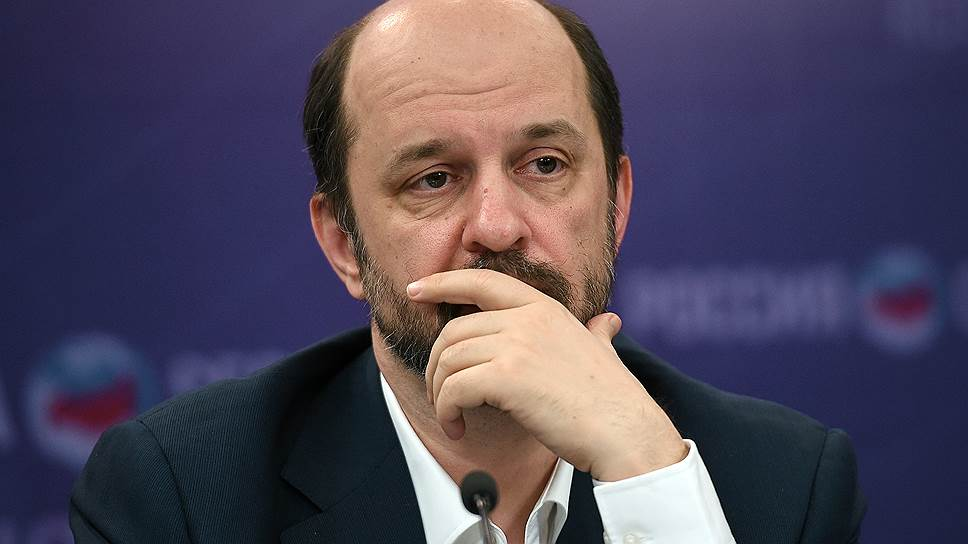 Советник президента, директор и владелец интернет-компании LiveInternet Герман Клименко