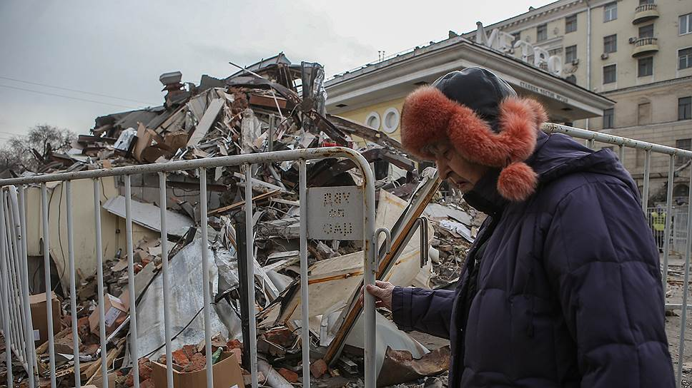 Почему в Москве сносят торговые палатки и киоски