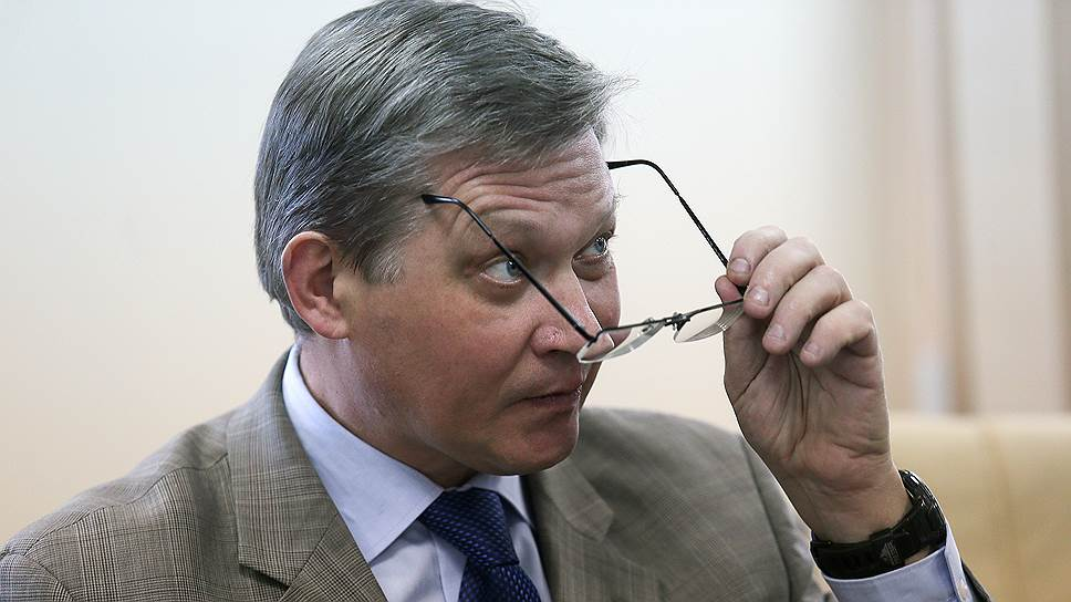 """Председатель общественного движения """"Выбор России"""" Владимир Рыжков"""