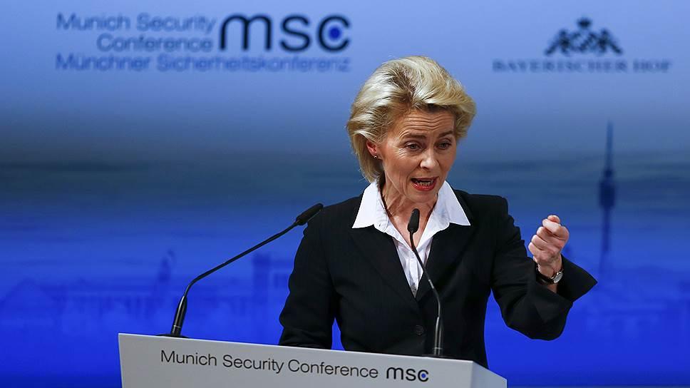 Как на Мюнхенской конференции обсудили поток беженцев в Евросоюз