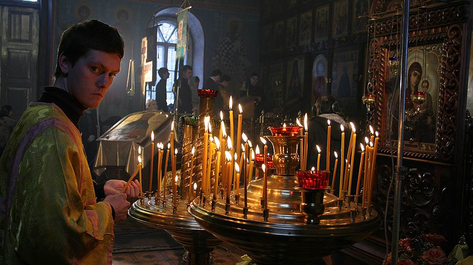 Нижегородская епархия отмолила долг