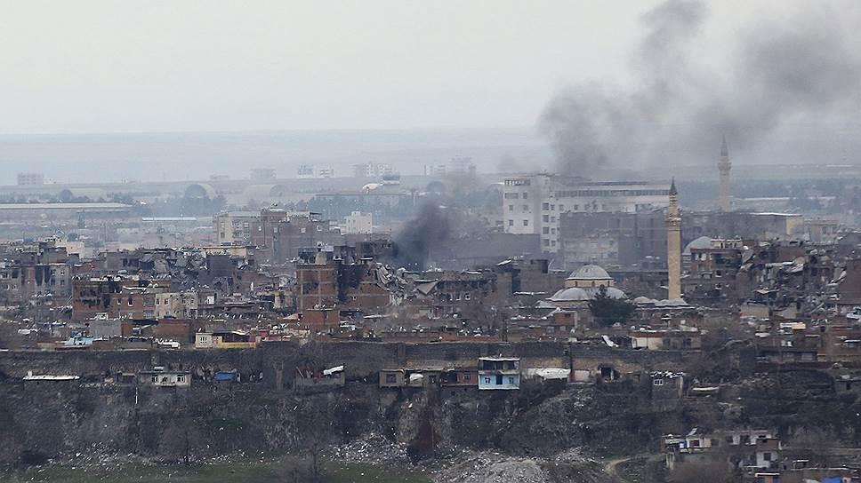 Как Анкара перешла в артиллерийское наступление