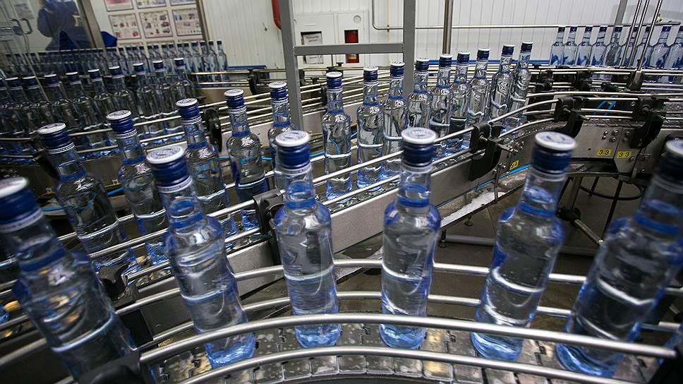У водки пересох экспорт