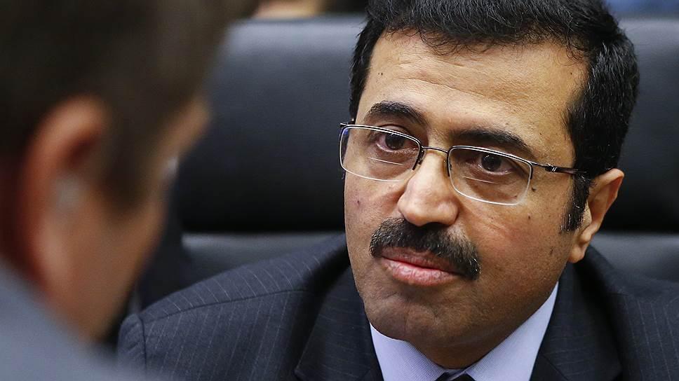 Министр энергетики и промышленности Катара Мухаммад ибн Салех аль-Сада