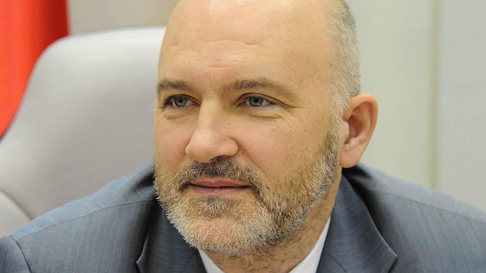Бывший губернатор Забайкальского края Константин Ильковский