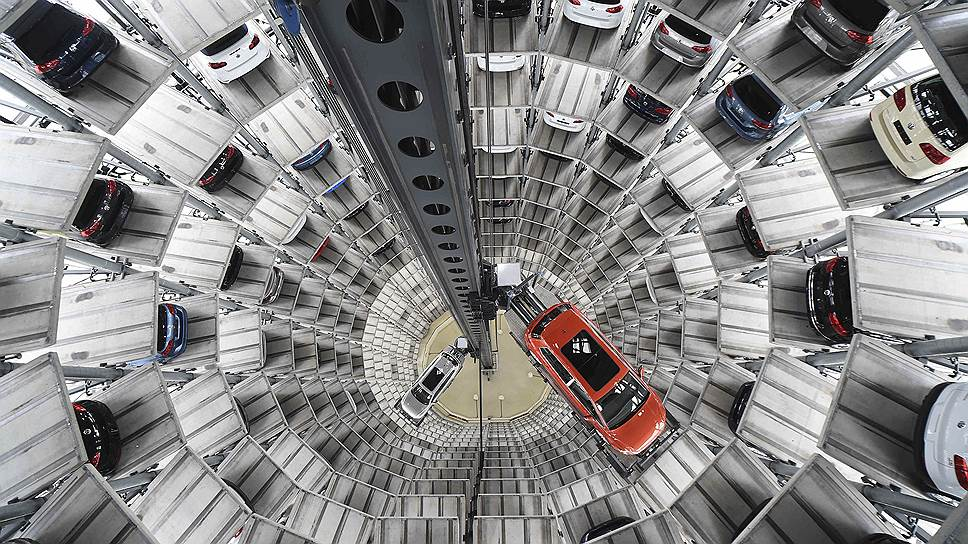 Volkswagen перепрограммирует дизели