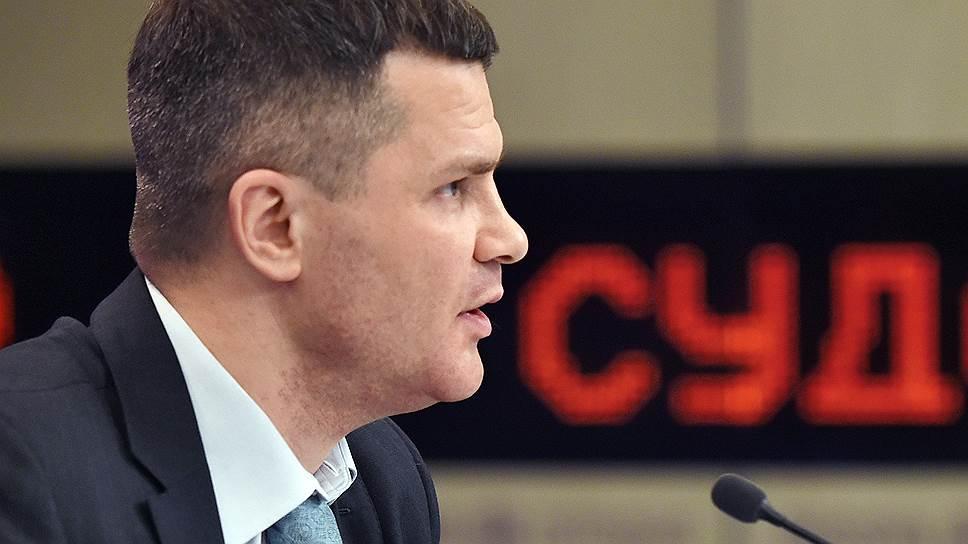 Председатель совета директоров аэропорта Домодедово и основной его владелец Дмитрий Каменщик