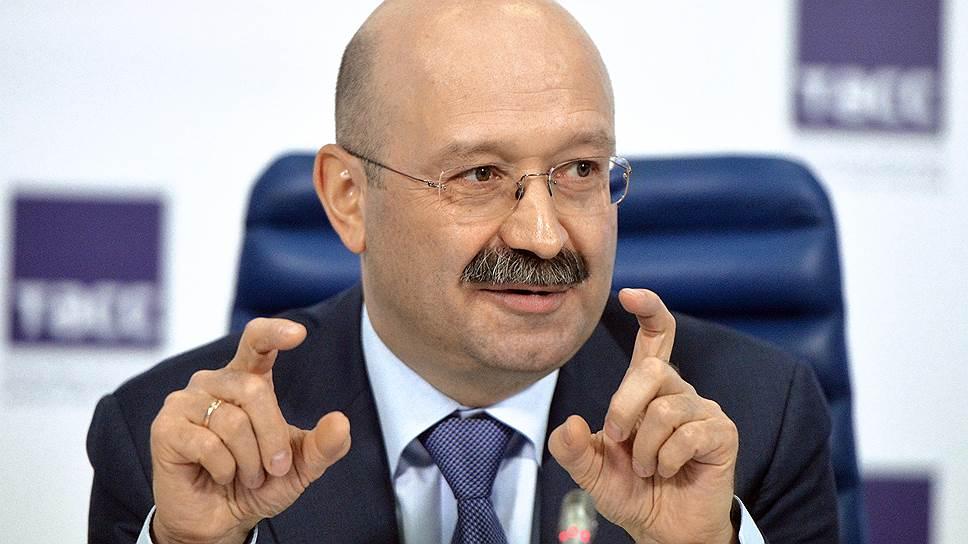 Президент—председатель правления банка ВТБ 24 Михаил Задорнов