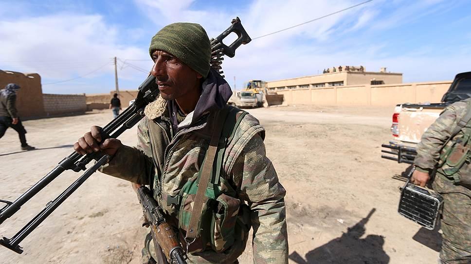 Сирийская оппозиция предварительно согласилась на перемирие