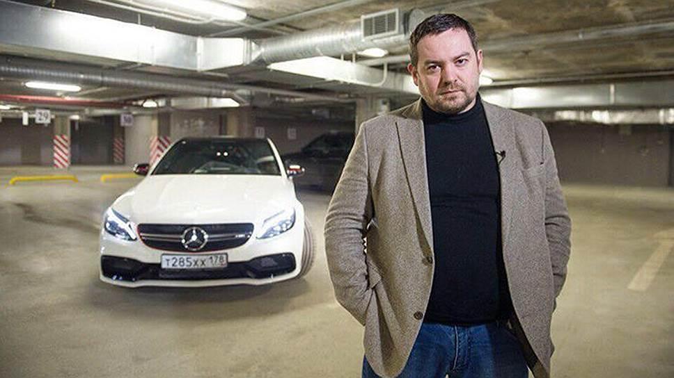 Основатель популярного автомобильного сайта Smotra.ru Эрик «Давидыч» Китуашвили