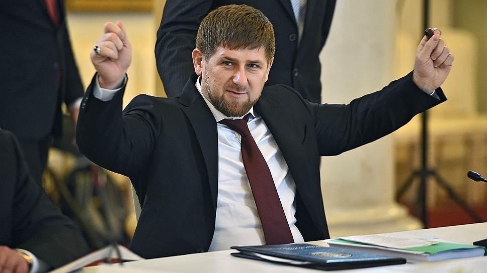 Рамзан Кадыров: я считаю, что свою миссию выполнил