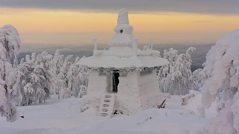 Как отложили снос буддистского монастыря на Урале