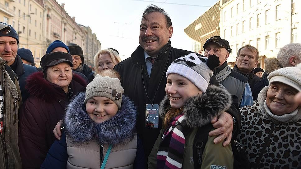 Бывший депутат Госдумы Геннадий Гудков