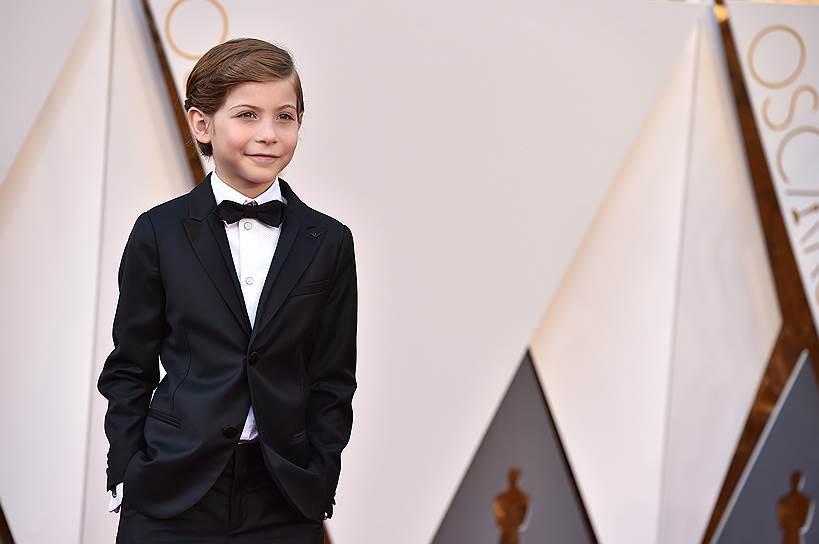 9-летний канадский актер Джэк Тремблэ