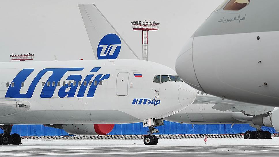 «ЮТэйр» возобновила полеты в Минск