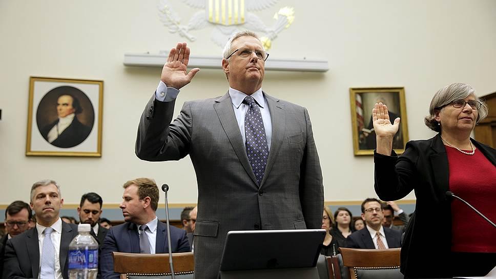 Спор ФБР и Apple дошел до Конгресса США