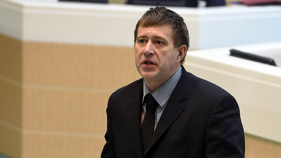 Глава Минюста отчитался о доходах НКО