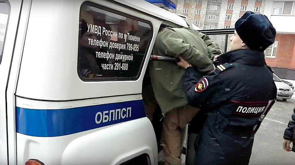 Как полиция пришла за «Комитетом 25 января»