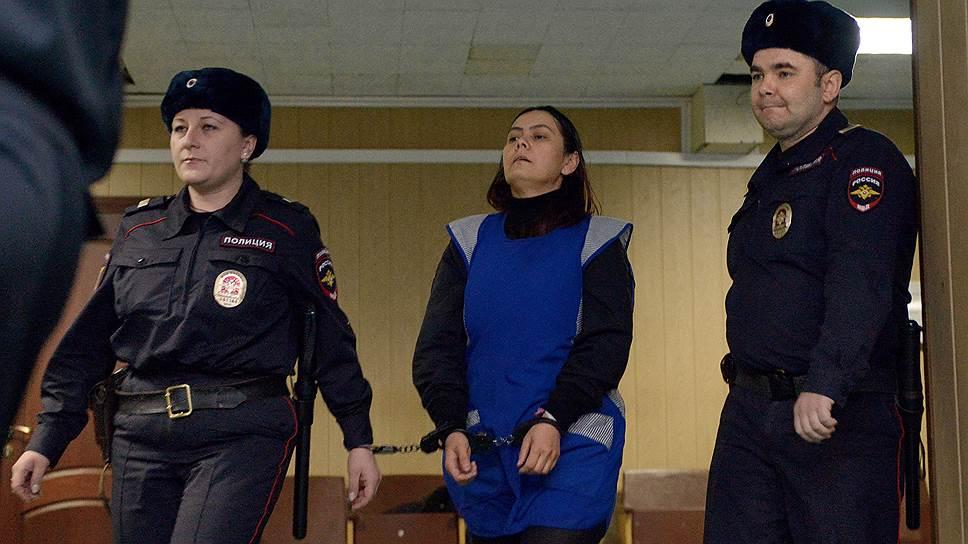 Уроженка Узбекистана Гюльчехра Бобокулова, обвиняемая в убийстве 4-летней девочки