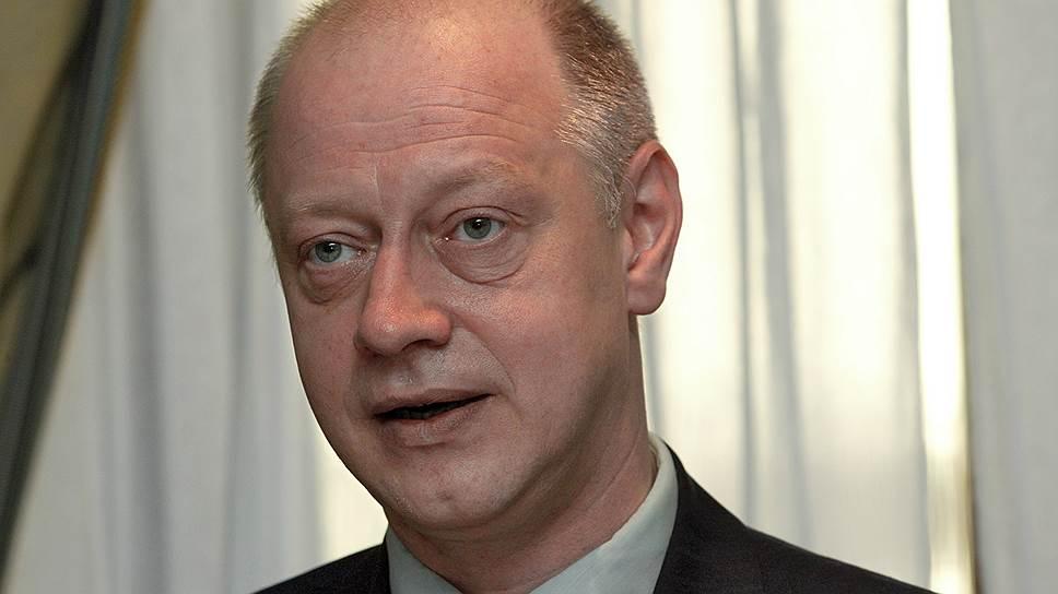 Первый заместитель генерального директора Центра политических технологий Борис Макаренко