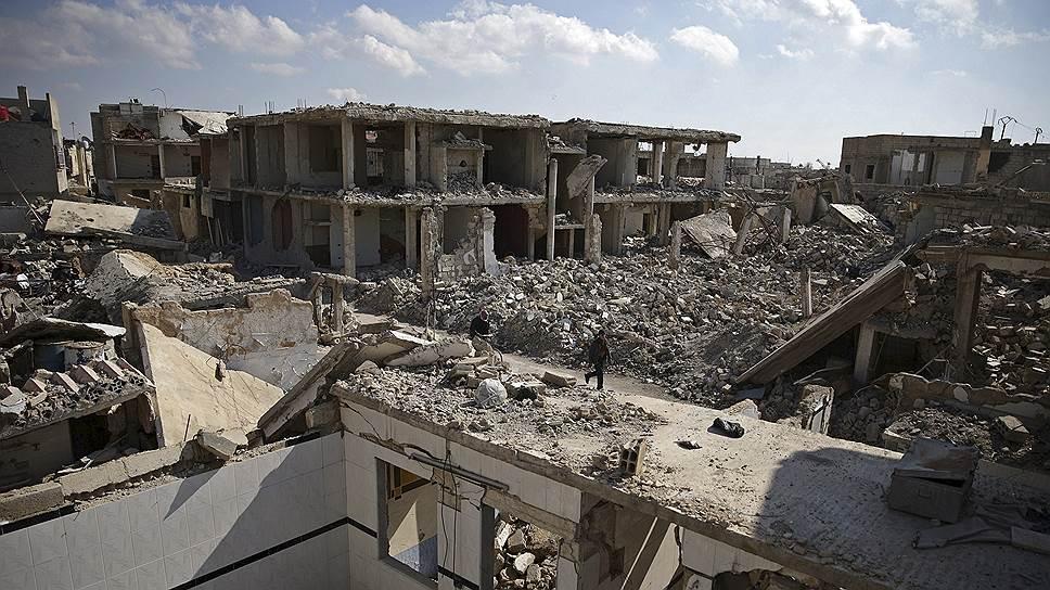 Война может стоить Сирии $1,3 трлн