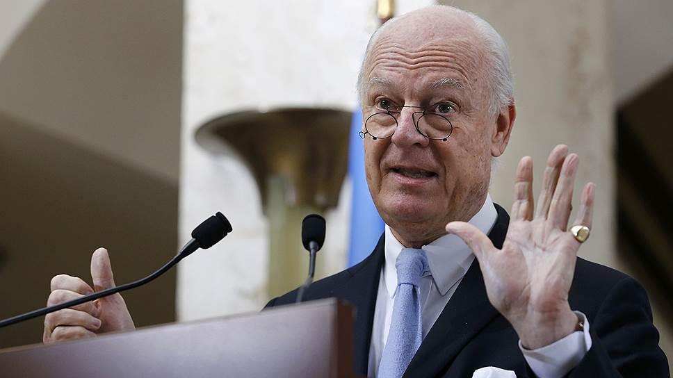 Участники переговоров по Сирии съезжаются в Женеву
