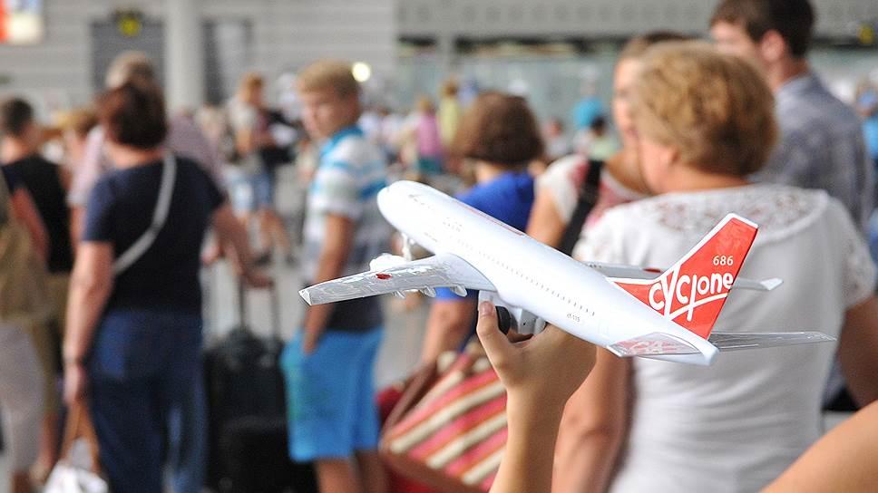 Льготные авиабилеты в Крым достанутся не всем