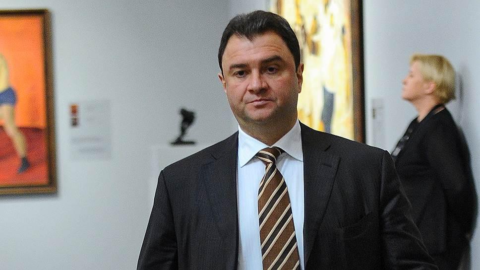 Первый заместитель министра культуры России Григорий Пирумов