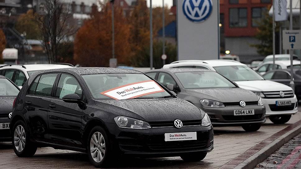 Автопродажи в Европе в феврале выросли на 14%
