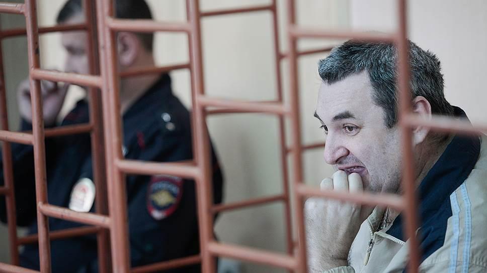 Бывший прокурор Искитимского района Новосибирской области Геннадий Ситников