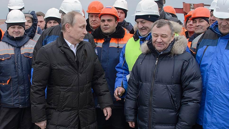 Как Владимир Путин не смог найти, кому позвонить насчет дороги в Крым