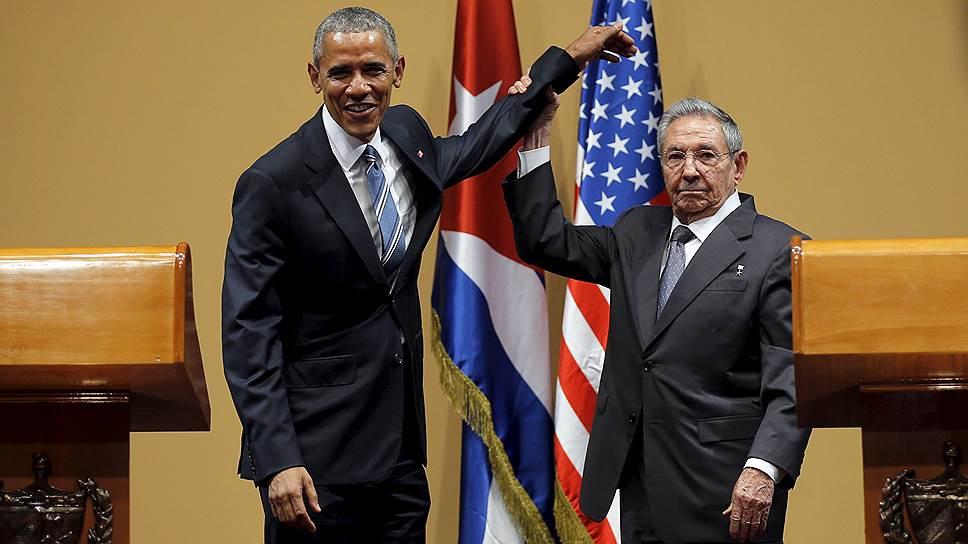 «Судьба Кубы не будет решаться ни США, ни какой-либо другой страной»