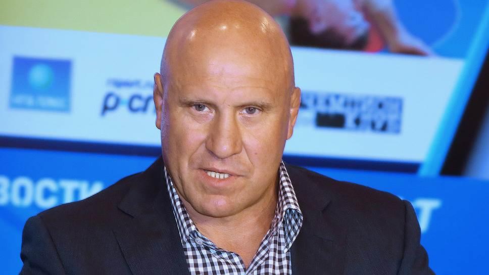 Михаила Мамиашвили неправильно поняли