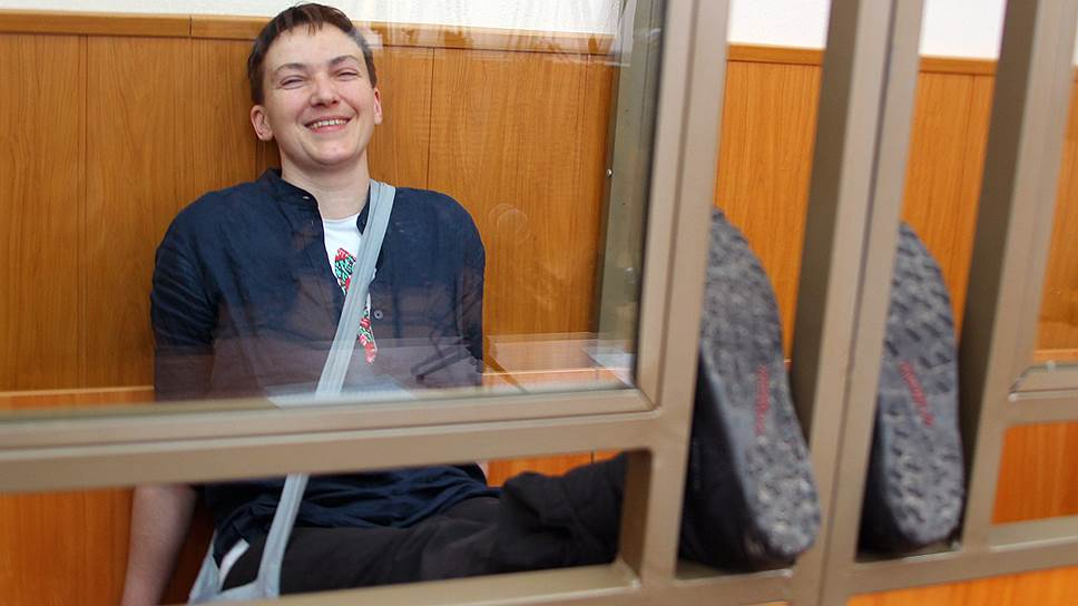 «Исправление Савченко без изоляции от общества невозможно»