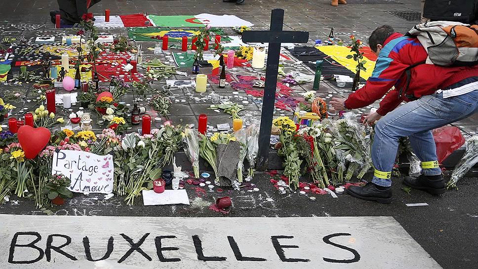 Как установили личности двух подозреваемых во взрывах в Брюсселе