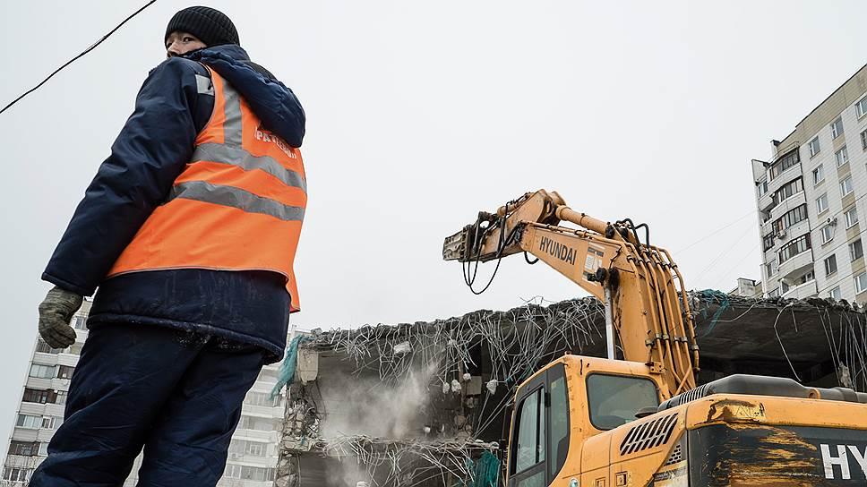 Как арбитраж постановил восстановить демонтированный объект