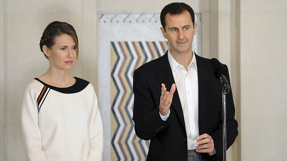 Восстанавливать Сирию попросят Россию, Китай и Иран