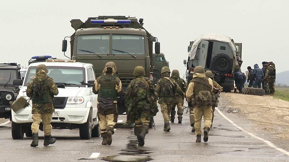 Взрывные сутки в Дагестане