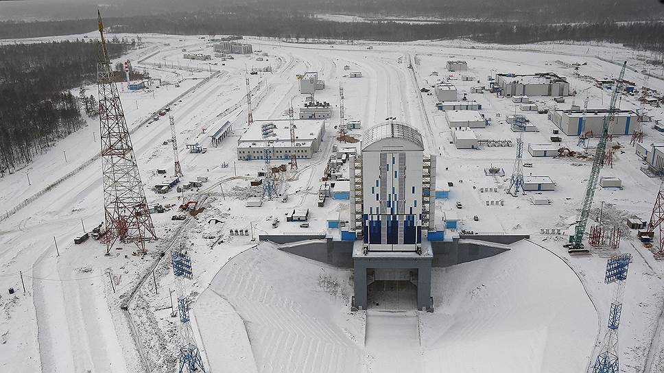 Роскосмос обещает «загрузить» космодром Восточный