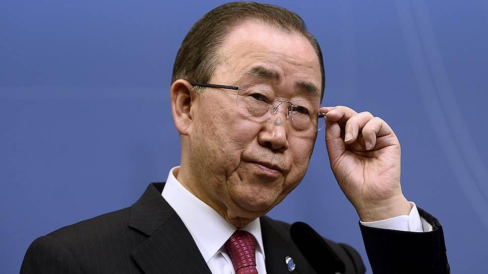 Кандидаты на должность генсека ООН впервые участвовали в открытых дебатах