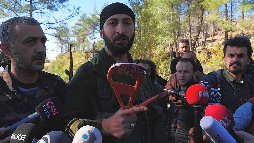Как в Турции задержали предполагаемого участника расстрела пилота Су-24