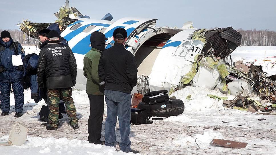 Кто приговорен по делу о крушении самолета ATR-72 под Тюменью