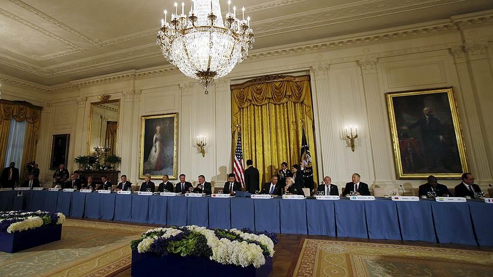 Саммит в Вашингтоне вышел за рамки ядерной безопасности