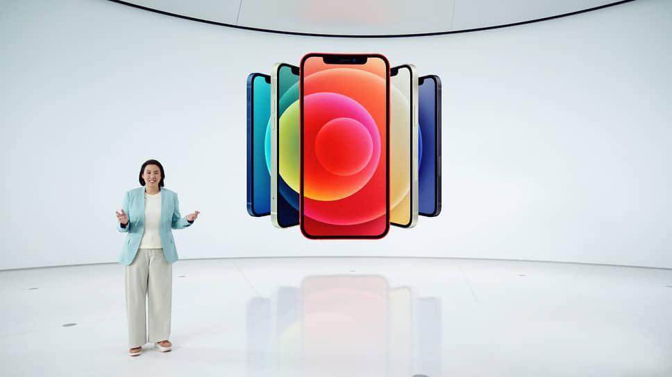 В октябре 2020 года вышли последние на данный момент смартфоны компании iPhone 12 в различных вариациях