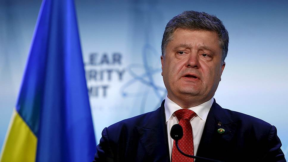 Петр Порошенко увидел в публикации The New York Times признаки «гибридной войны»